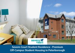 Severn Court Student Residence – Premium Off-Campus Student Housing in Peterborough