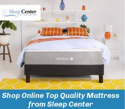 Shop Top Quality Mattress Online from Sleep Center