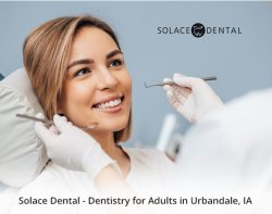 Solace Dental – Dentistry for Adults in Urbandale, IA