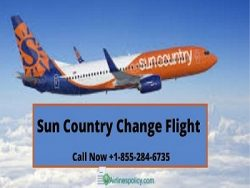 Sun Country Flight Change   Get the best Deal For Sun Country Airlines