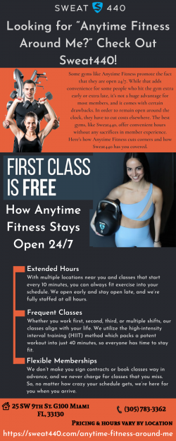 Best Gym Classes in Miami, FL