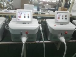 3 wavelengths diode laser hair removal machine manufacturer