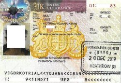 UK Visa – Now Apply for UK Tourist Visa