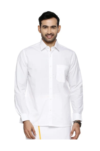 Specifications of Majestic Cotton Full Sleeves Shirts