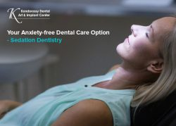 Your Anxiety-free Dental Care Option – Sedation Dentistry