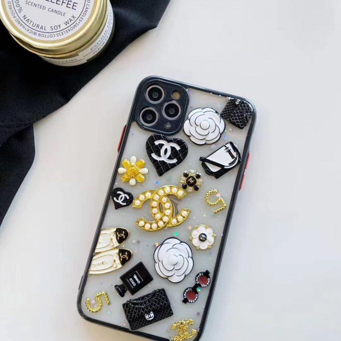 オシャレ シャネル iPhone 11Pro Maxカバー ブランド アイフォン 11/11Pro/Xs Max携帯カバー Chanel 花柄
