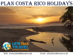 Plan Costa Rico Holidays At Lets Talk Travel