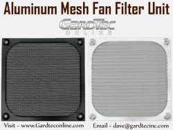 Aluminum Mesh Fan Filter Unit At GardTecOnline