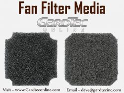 Fan Filter Media At GardTecOnline