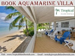 Book Aquamarine Villa At Tropical Island Rentals
