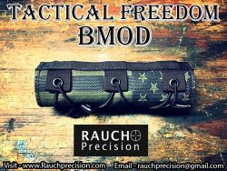 Tactical Freedom BMOD At Rauch Precision LLC