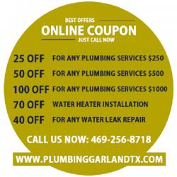 Home Plumbing Solution Garland TX