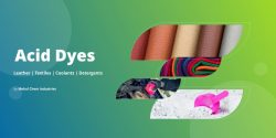 Acid Dyes – Manufacturer & Exporter