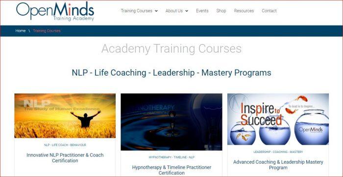 Advanced nlp training manchester