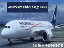Know the Steps for AeroMexico Flight Change
