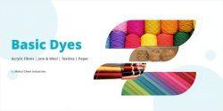 Basic Dyes – Manufacturer & Exporter