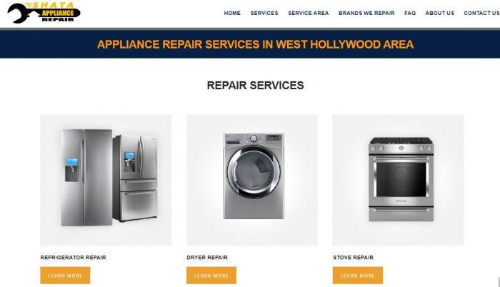 Beverly hills sub zero refrigerator repair