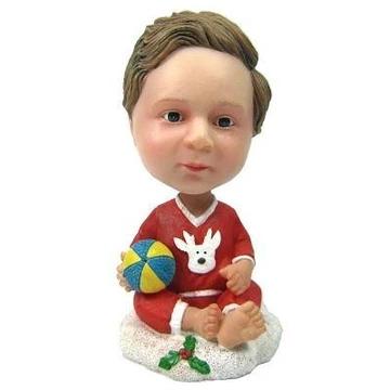 Christmas gifts Baby Custom Bobblehead