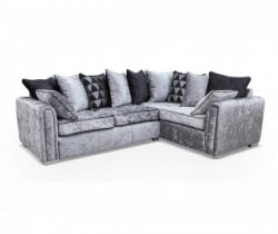 Baxter Velvet Sofas | Furniture Direct