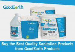 Buy the Best Quality Sanitation Products from GoodEarth Products