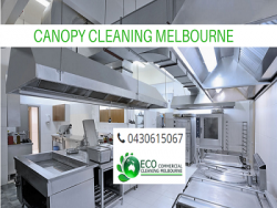 Commercial Kitchen Cleaning Melbourne