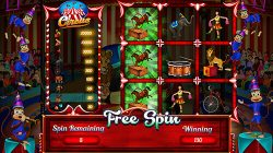 Circus Game Skill Game PA, USA | Prominentt Games