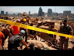 Deadly Beirut explosion the 'product of government failures' – YouTube