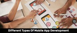 Different Types of Mobile App Development