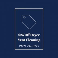 911 Dryer Vent Cleaning Garland TX