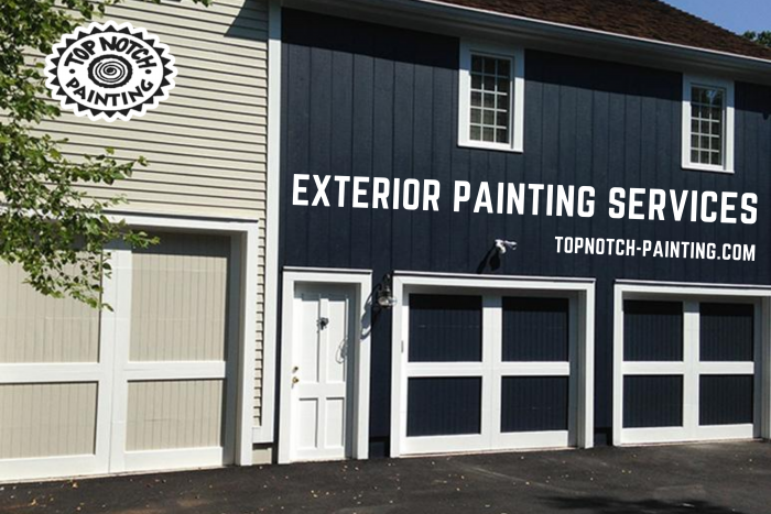 Enhance Your Home Appearance with Top Notch Painting
