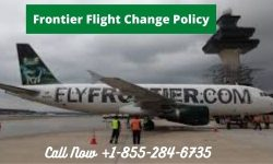 Want to Know Frontier Flight Change Fee Contact +1-855-284-6735