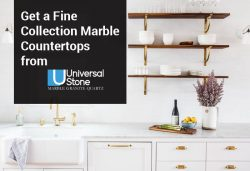 Get a Fine Collection Marble Countertops from Universal Stone