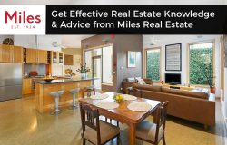 Get Effective Real Estate Knowledge & Advice from Miles Real Estate