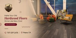 Get Professional Hardwood Floor Refinishing Service