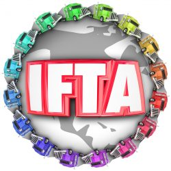 IFTA Fuel Tax Report
