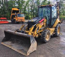 Flexible construction equipment Financing