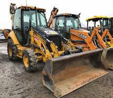 Wide range of heavy machinery for sale