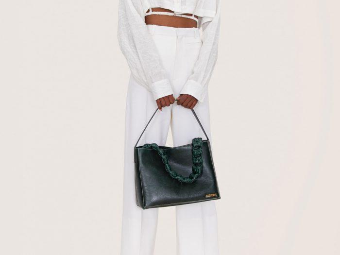 ジャケムスは、秋2020のために新しいバッグを持ち出します