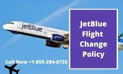 How to change JetBlue flight for free?