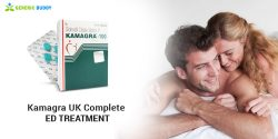 Kamagra UK complete ED treatment