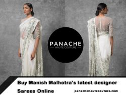 Shop Elegant & Stylish Bridal Lehenga with Panache Haute Couture