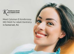 Meet Coloman E Kondorossy DMD FAGD for Adult Dentistry in Somerset, NJ