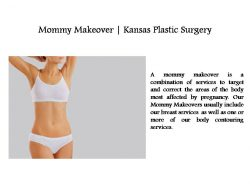 Mommy Makeover | Kansas Plastic Surgery