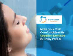 Make your Visit Comfortable with Sedation Dentistry in Tinley Park, IL