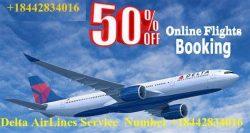 delta airline service number^ +1-844-283-2016