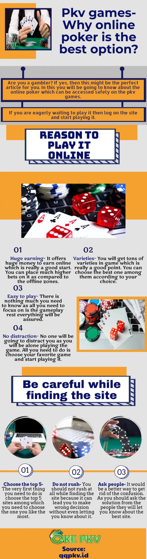 Play online poker like a pro