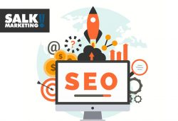 Boost Your Website Traffic with Salk Marketing's SEO Services in Delray Beach