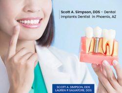 Scott A. Simpson, DDS – Dental Implants Dentist in Phoenix, AZ