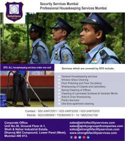 Industrial Security Services In Mumbai
