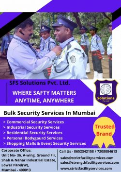 Industrial Security Services In Mumbai | Commercial Security Services In Mumbai | Facility Manag ...